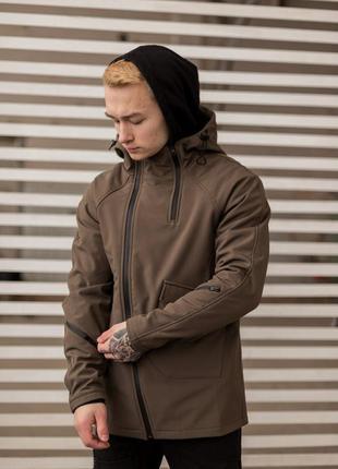 Мужская куртка lc из серии mark 2 soft shell
