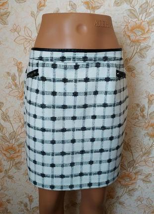 Классная,теплая юбка.  на бирке- 14 р-р(48).