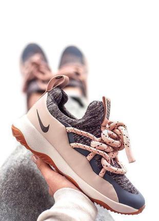 Nike city loop pink женские кроссовки весна\лето\осень\