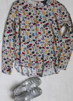 Красивая блуза от h&m, размер s/m