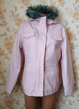 Хорошенькое полупальто. куртка. на бирке- 18 р-р(52).