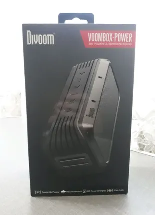 Divoom power