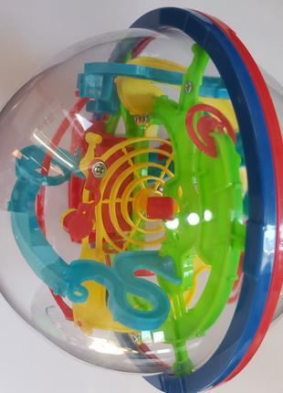 Интересная игрушка-головоломка для детей. 3 уровня сложности