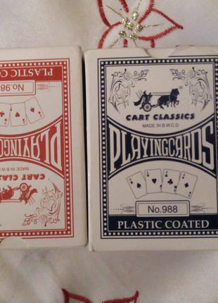 Покерні карти І гральні