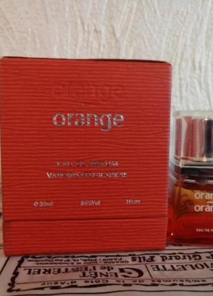 Orange cindy c. женская парфюмированная вода 30мл