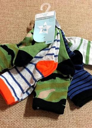 Классные носочки мальчикам от mothercare из англии. размер 19-...