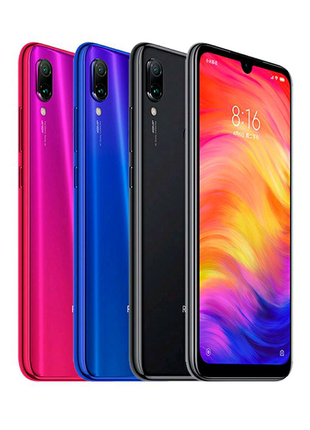 Новые Xiaomi redmi note 7 6/64 GB