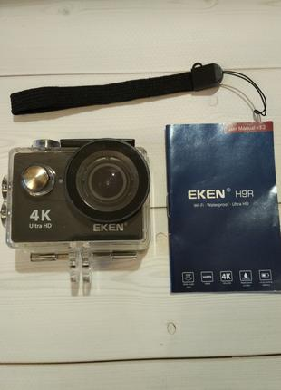 Экшн-камера EKEN H9R ULTRA 4K Wi-Fi