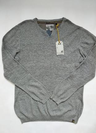 Мужской тонкий свитер размер л