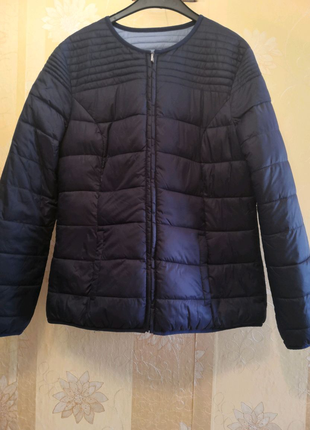 Двухсторонняя куртка, размер 48/50.
