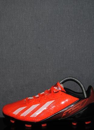 Бутсы adidas adizerо f-10 38,5 р