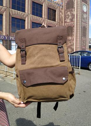 Вместительный рюкзак для ноутбука, городской, повседневный