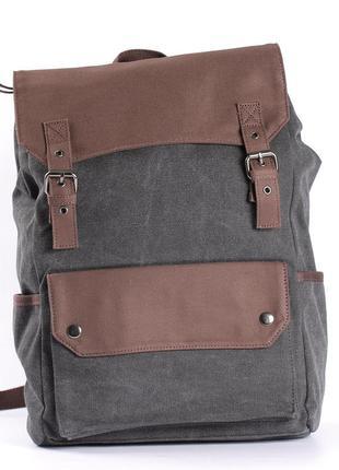 Очень стильный большой рюкзак для ноутбука, городской, для пут...