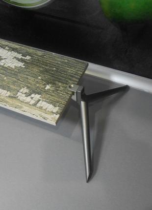 Полка (подставка) Керамика - Металл