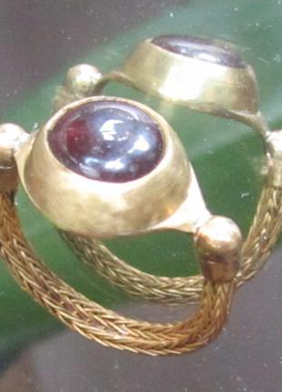 Кольцо золото 900 пробы