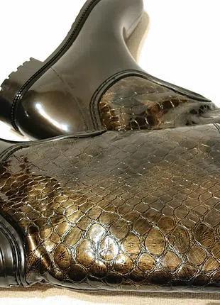 Женские резиновые сапоги 40р