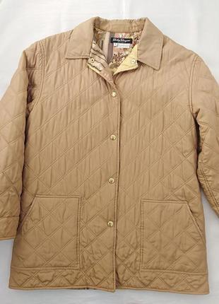 Куртка   из   натурального   шелка salvatore  ferragamo   (ори...