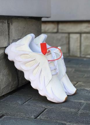 Мужские кроссовки adidas yeezy boost 451 white