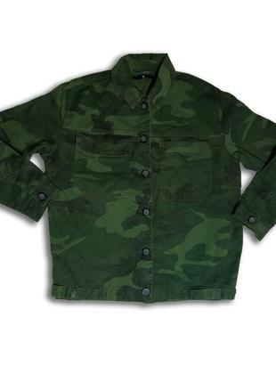 Куртка джинсовая, р-р uk10 (s, наш 46), 450 грн.