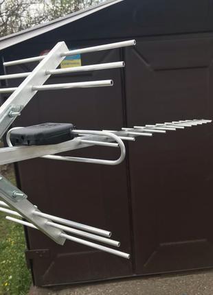 Т2 Антенны только ОПТ 19КА  1,5м наружные с усилителем!