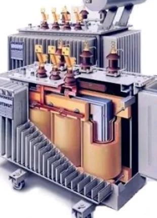 Установка и ремонт трансформаторов подстанций КТП