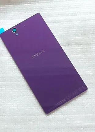 🔥Крышка Оригинал Sony Xperia Z C6602 C6603 +NFC Purple 1272-2210