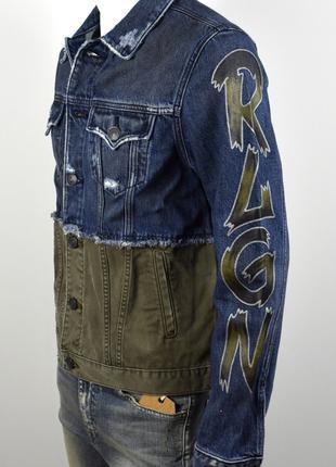 Куртка джинсовая True Religion Danny, размер L