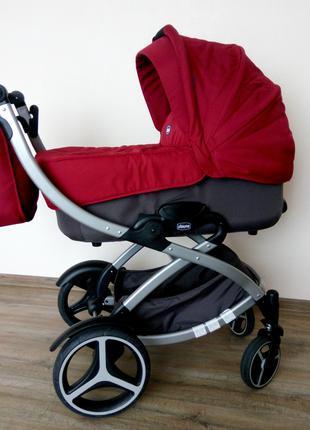 Продам Б/У коляску для новорожденного Chicco Arctic 2 в 1