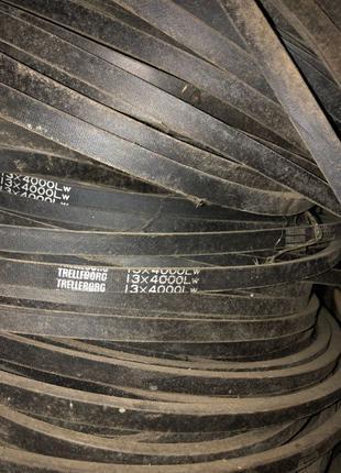 Ремень клиновой trelleborg 13x4000 Lw Швеция