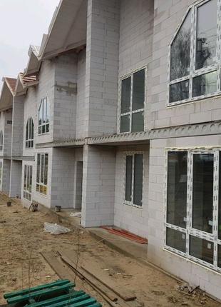 Таунхаус-дом с землёй рассрочка на 2 года взнос 10000уе!