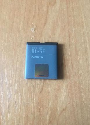 Аккумулятор Nokia BL-5F