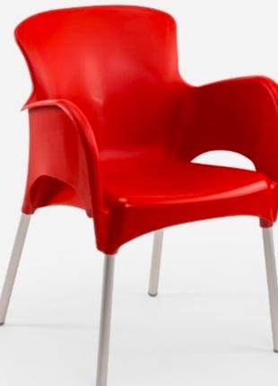 Кресло марс красный Tilia