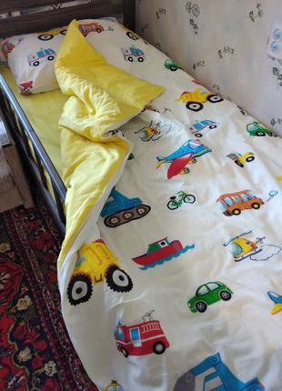 Пошив детское постельного белье
