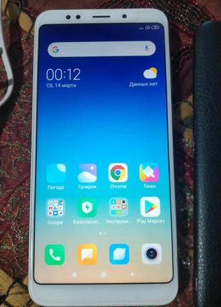 Xiaomi redmi 5 plus 4/64 гига