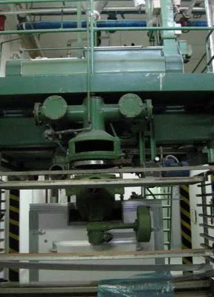 Линия для производства коротких макарон 350 кг/час б/у