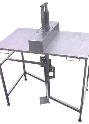 Машина для удаления косточек из сушёной сливы, чернослива
