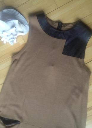 """Стильное, лаконичное, шерстяное платье """"h&m"""""""