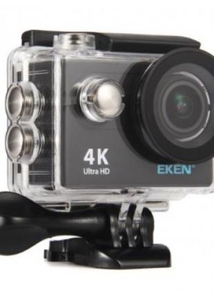 Экшн камера H9R дешевая + пульт + 25 крепежей ( Разные цвета )