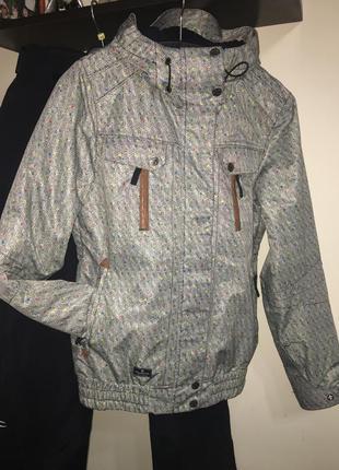 Alprausch s женская куртка зимняя лыжная