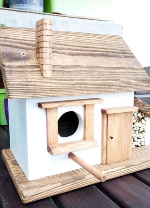 Скворечник / шпаківня / домик для птиц / декор для сада