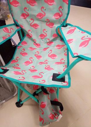 Стул кресло детское раскладное туристическое