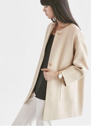 Летний жакет/пальто massimo dutti