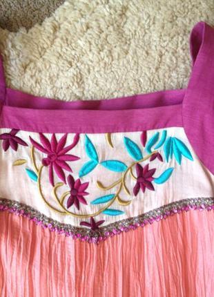 Шикарное шёлковое платье от diane von furstenberg