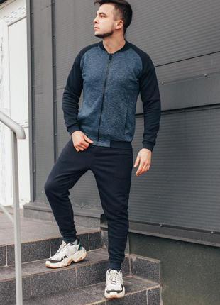 Мужской спортивный костюм 302 / чоловічий спортивний костюм