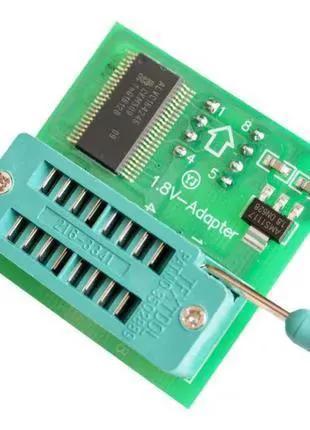 Адаптер переходник 1.8V для программатора TL866CS EZP2010 CH341A