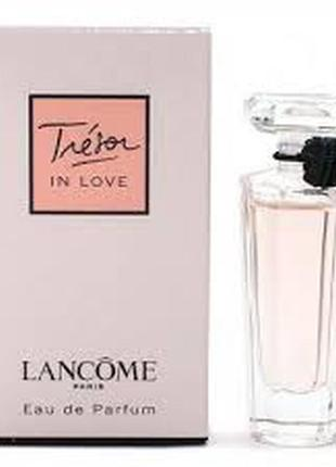 Парфюм lancome tresor in love