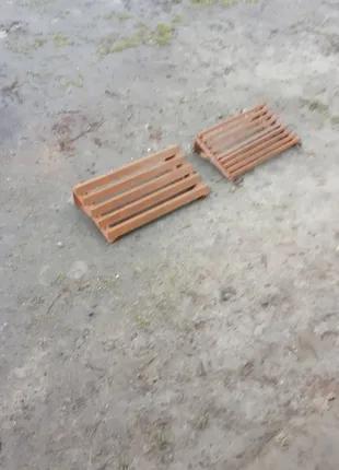 Решетка для вытирания обуви
