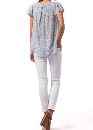 Белые джинсы-скинни tommy hilfiger