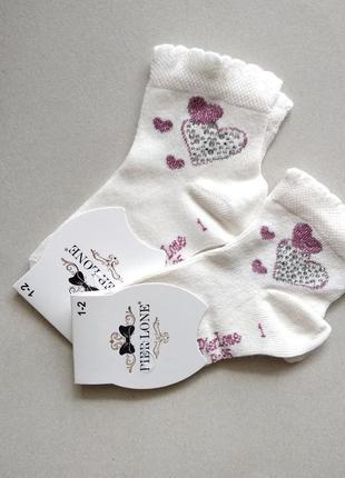Демисезонные носки для девочек, ароматизированные. турция
