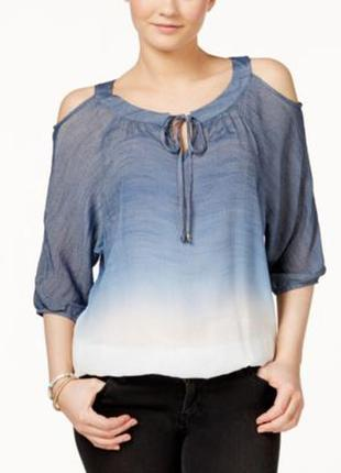 Блуза-топ от bcx с открытыми плечами